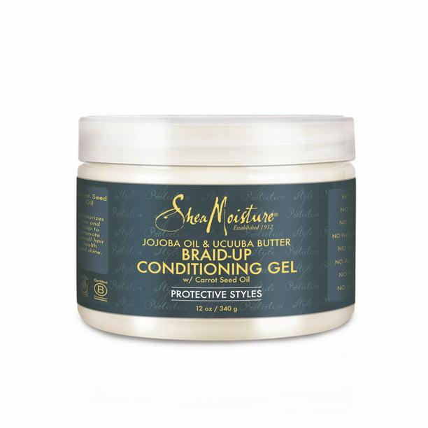Sheamoisture - Jojoba Oil and Ucuuba Butter Braid Up Conditioning Gel