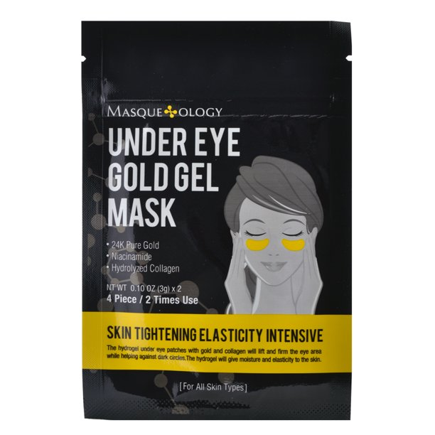 Masqueology - Masqueology Gold Under Eye Gel Msk