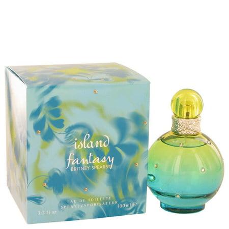 Britney Spears - Britney Spears Island Fantasy Eau De Toilette Spray for Women 3.3 oz