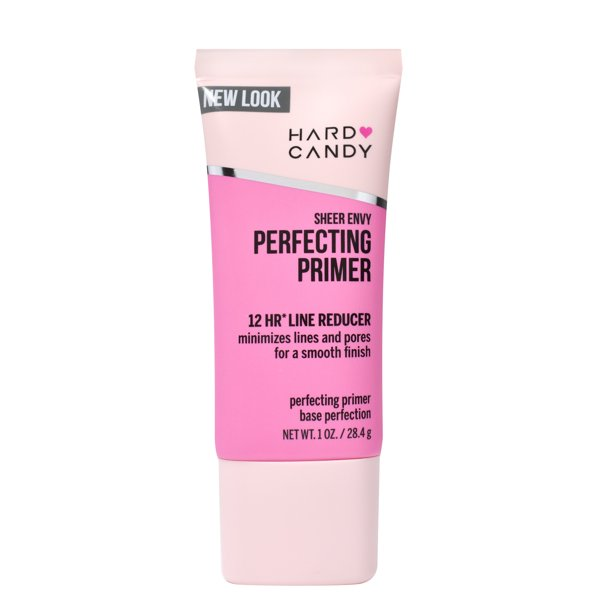 Walmart.com - Hard Candy Sheer Envy Skin Perfecting Face Primer, 1416 Pink, 1.6 oz - Walmart.com