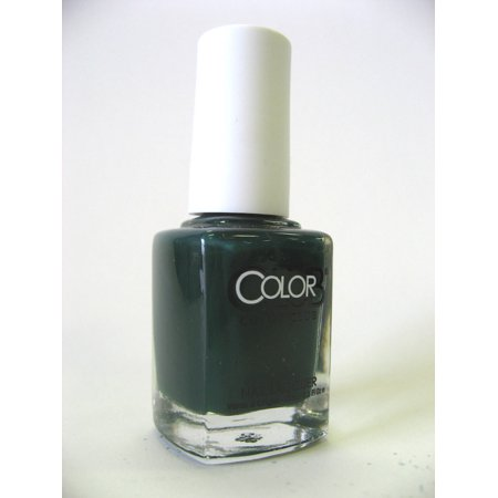 Color Club - Color Club Back To Boho Nail Polish, Green, Artsy Crafty, .05 Ounce