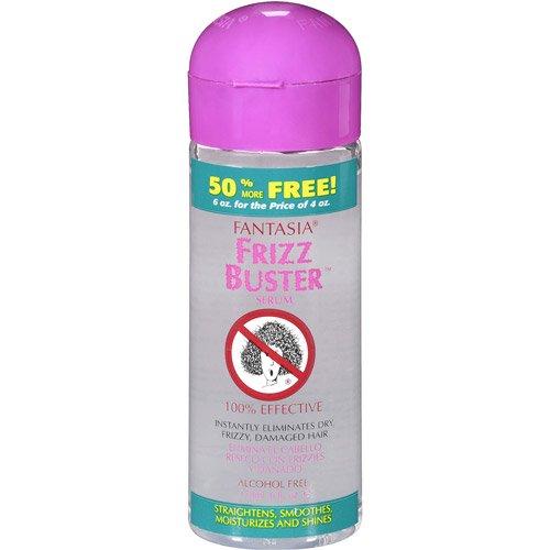 Ultra/Standard Distributors - Fantasia Frizz Buster Serum, 6 oz