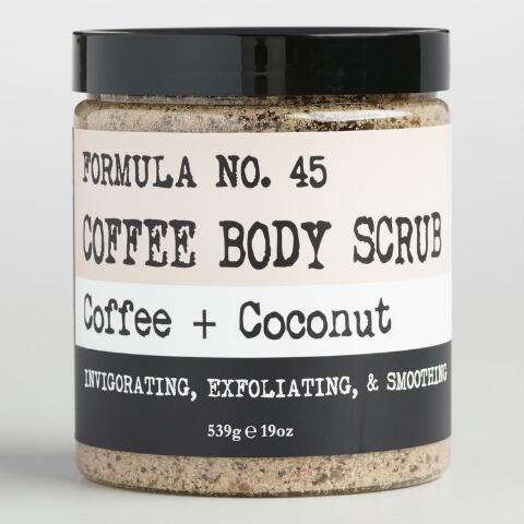 World Market - Coffee and Coconut Body Scrub