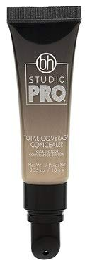 BH Cosmetics - BH Cosmetics Studio Pro Total Coverage Concealer medium with neutral, 0.35oz, pack of 1