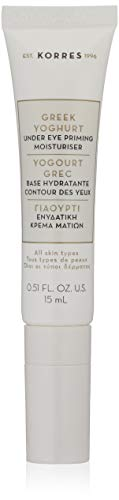 Korres - KORRES Greek Yoghurt Under Eye Priming Moisturiser, 0.51 fl.oz 15ml