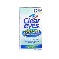 Clear Eyes - Clear Eyes Complete 7 Symptom Relief Eye Drops