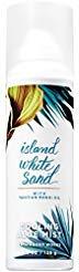 Bath & Body Works - Bath and Body Works Island White Sand W Tahitian Monoi Oil Cooling Aloe Mist
