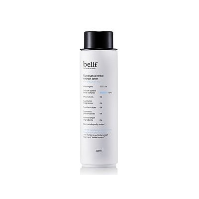 Belif - belif, Eucalyptus Herbal Extract Toner (200ml, For Oily Skin, improve...