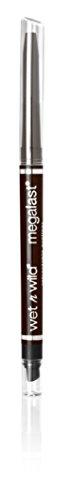 Wet N' Wild - wet n wild Megalast Retractable Eyeliner, Black Brown, 0.005 Ounce