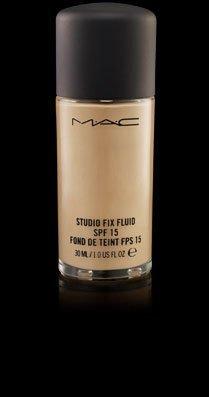 "Mac - MAC- STUDIO FIX FLUID SPF15 FOUNDATION -LIQUID-30ML ""NC25"" BOXED"