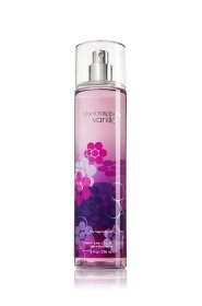 Bath & Body Works - Black Raspberry Vanilla for Women 8.0 oz Body Mist Spray
