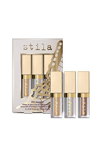 Stila - 3D Dazzle Glitter & Glow Liquid Eye Shadow Set