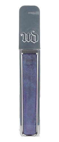 Urban Decay Hi-Fi Shine Ultra Cushion Lipgloss Candy Flip - holographic lavender w/blue-pink sparkle