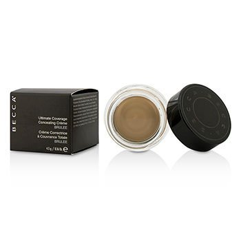 Becca Cosmetics - Ultimate Coverage Concealing Creme - Brulee