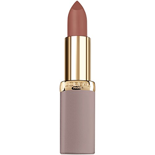 L'Oreal Paris - L'Oreal Paris Cosmetics Colour Riche Ultra Matte Highly Pigmented Nude Lipstick, All Out Pout, 0.13 Ounce