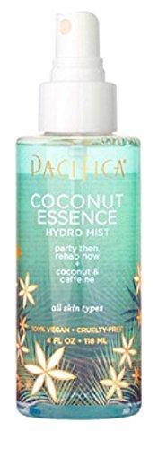 Pacifica - Pacifica, Hydro Mist Coconut Essence Caffeine, 2 Fl Oz