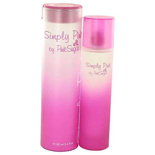 Aqúólíná - Simply Pink by Aqúólíná for Women Eau De Toilette Spray 3.4 oz