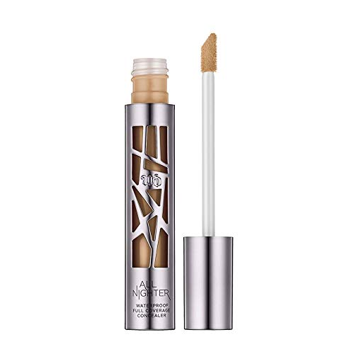 Urban Decay - Urban Decay All Nighter Waterproof Full Coverage Concealer, Medium, 0.12 Ounce