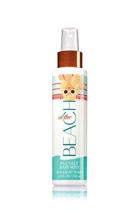Bath & Body Works - Bath and Body Works Sea Salt Hair Mist Signature Collection At The Beach 4.9 Ounce Spray