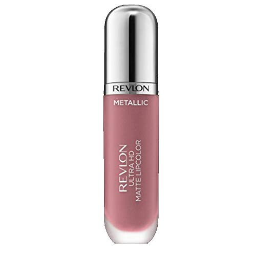 Revlon - Ultra HD Matte Metallic Lipcolor, Glam