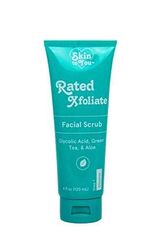 Skin to You - Rated X-foliate, Facial Scrub
