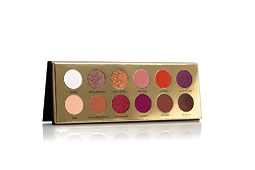 Coloured Raine - Queen of Hearts Eyeshadow Palette