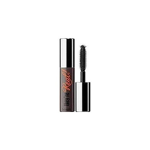 Benefit - Benefit They're Real Mascara (Brown color) - Deluxe Travel Size, 0.1 oz
