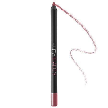 Huda Beauty - Lip Contour Matte Pencil, Muse