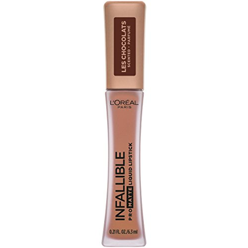 L'Oreal Paris - Infallible Pro Matte Les Chocolats Liquid Lipstick, Sweet Tooth
