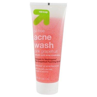 Up&Up - Acne Wash Pink Grapefruit 6.7 oz
