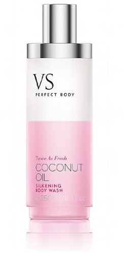 Victoria's Secret - Twice as Perfect Coconut Oil Fresh Silkening Body Wash