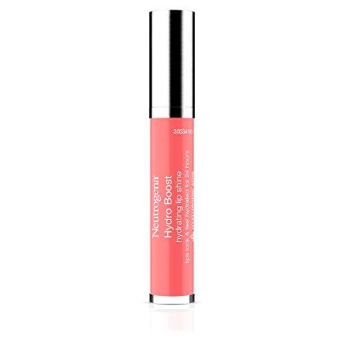 Neutrogena - Hydro Boost Hydrating Lip Shine, Flushed Coral