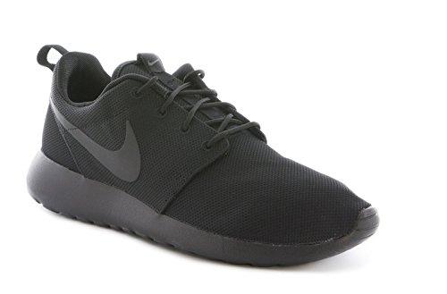 """Nike Nike Rosherun """"Triple Black"""" Black/Black (511881 099)Size 8.5 M US"""