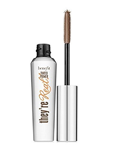 Benefit, Cosmetics - Benefit Cosmetics They're Real Tinted Eyelash Primer Travel Size - 0.14 oz