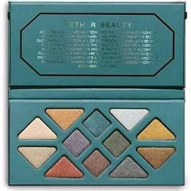 Aether Beauty - Crystal Grid Gemstone Eyeshadow Palette