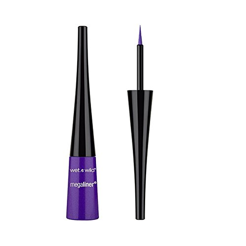 Wet N' Wild - (3 Pack) WET N WILD MegaLiner Liquid Eyeliner - Electric Purple