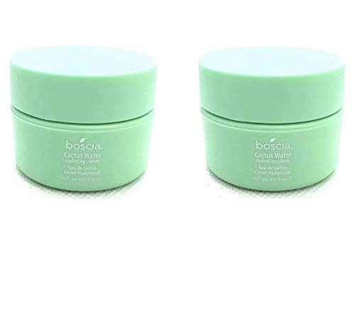 Boscia - Boscia Cactus Water Moisturizer ~ Travel Size Duo ~ 0.53 fl oz/total 1.06 fl oz