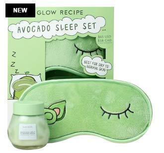Glow Recipe - Avocado Sleep Set