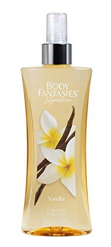 PARFUMS DE COEUR - Parfums de Coeur Body Fantasies Signature for Women Spray, Vanilla, 8 Ounce