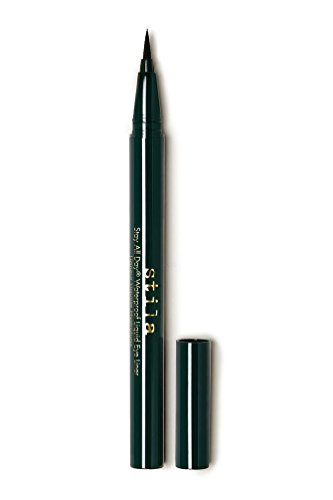 Stila - stila Stay All Day Waterproof Liquid Eye Liner, Moss (Forest Green)