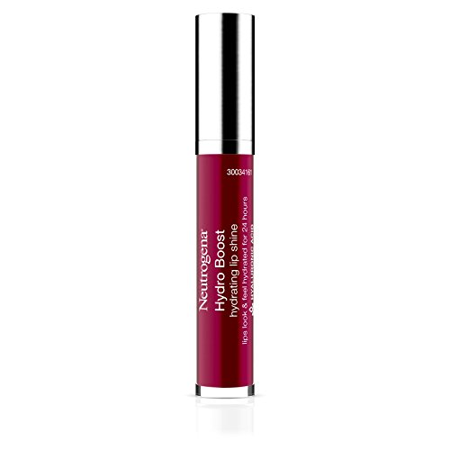 Neutrogena - Neutrogena Hydro Boost Hydrating Lip Shine, 80 Deep Cherry Color 0.10 Oz