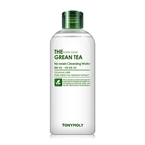 TONYMOLYUSA - The Chok Chok No-Wash 300ml Grean Tea Cleansing Water 10oz