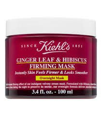 Kiehl's - Ginger Leaf & Hibiscus Firming Mask
