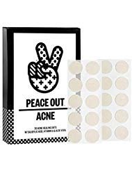 amazon.com - Peace Out Acne Healing Dots