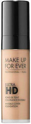 Make Up Forever - Makeup Forever Ultra HD Invisible Cover Foundation Travel Size (Y335)