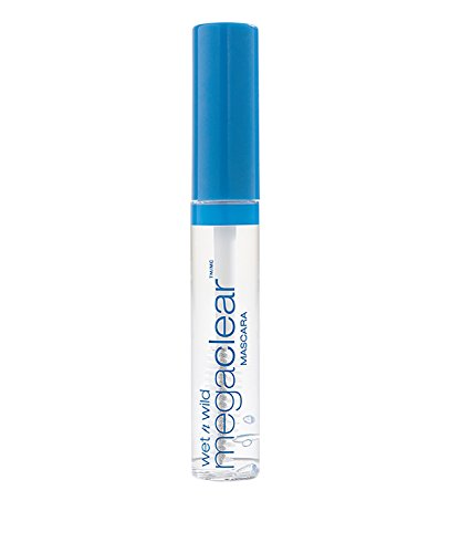 Wet N' Wild - wet n wild Megaclear Mascara, Transparent, 0.28 Fluid Ounce