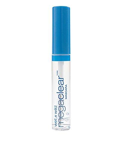 Wet N' Wild - wet n wild Megaclear Mascara, Transparent, 0.28 Fluid Ounce
