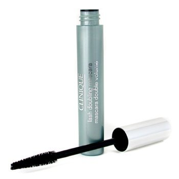 Clinique - Make Up-Clinique - Mascara - Lash Doubling Mascara-Lash Doubling Mascara - No. 01 Black-8g/0.28oz