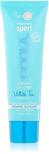 Coola Suncare - Classic Sport Face SPF 50 Sunscreen, White Tea