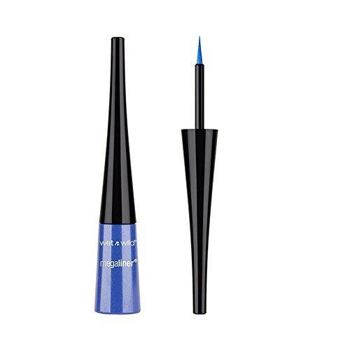 Wet N' Wild - MegaLiner Liquid Eyeliner, Voltage Blue
